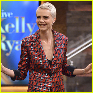 Cara Delevingne's Song on 'Valerian' Soundtrack Is Crazy Catchy – Listen here!