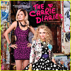 'The Carrie Diaries' Cast Reunited & We Are Freaking Out Over It