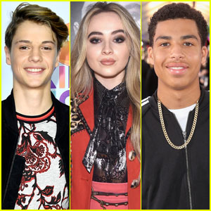 Sabrina Carpenter, Jace Norman, & More Celebs Reveal Their Favorite Phone Apps (Exclusive)