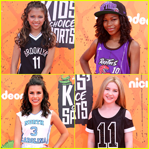 Game Shakers' Cree Cicchino & Madisyn Shipman Will Be at Kids Choice Sports 2017! (Exclusive)