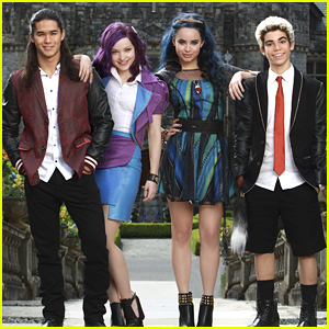 Relive All The 'Descendants' Magic From The First Movie (Video)