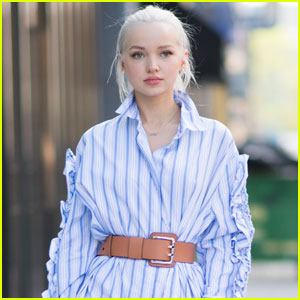 Dove Cameron Gets Real About Her 'Dark' Childhood & Overcoming Anxiety (Exclusive)