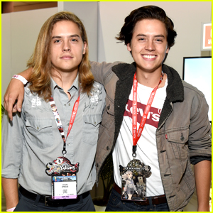 Dylan Sprouse Drags Cole Sprouse With an Embarrassing Photo in New Tweet
