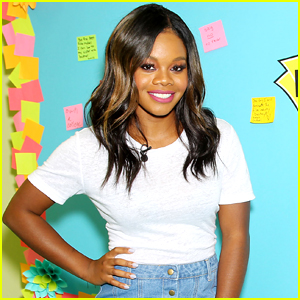 Gabby Douglas Helps Kids Set Goals With Post-it For Back To School Season