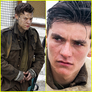 Harry Styles' 'Dunkirk' Co-Stars Point Out Something Big About The Movie