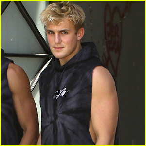 Jake Paul Spotted Out For First Time Since Leaving 'Bizaardvark'
