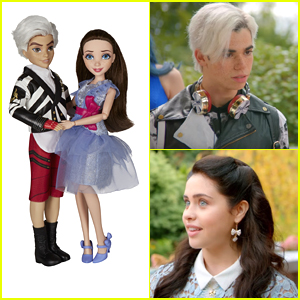 'Descendants 2's BTS Special Hints at Carlos & Jane Romance (They Even Have Dolls!)