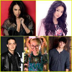 Janel Parrish To Star With Lana Condor in 'To All the Boys I've Loved Before'