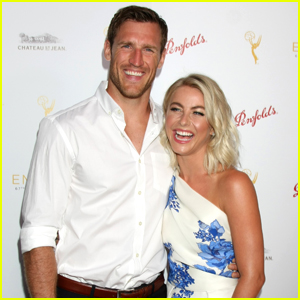 Julianne Hough Celebrates Her Birthday with Husband Brooks Laich