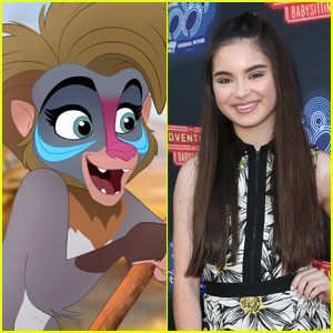 Landry Bender Makes Debut As Makini on 'The Lion Guard' This Weekend (Exclusive)