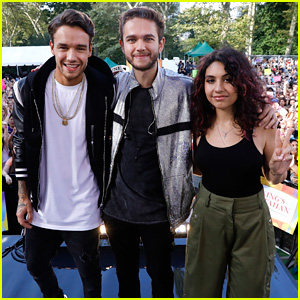 Liam Payne & Zedd 'Get Low' on 'Good Morning America' - Watch Now!