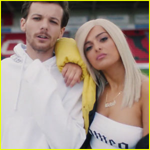 Louis Tomlinson & Bebe Rexha Premiere 'Back To You' Music Video - Watch Now!