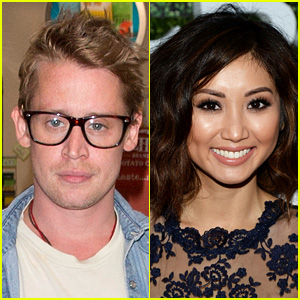 Brenda Song Grabs Dinner with 'Home Alone' Actor Macaulay Culkin!