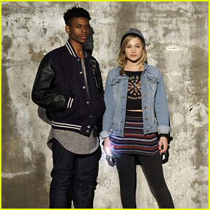 Olivia Holt Spills On The Challenge Marvel's 'Cloak & Dagger' Will Bring For Her