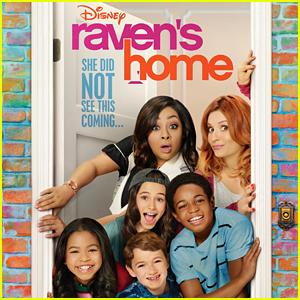 Raven & Devon Reunite On 'Raven's Home' & The Scene Is Hot! (Video)