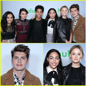Marvel's 'Runaways' Cast Bring Their New Show to the TCA Summer Press Tour!