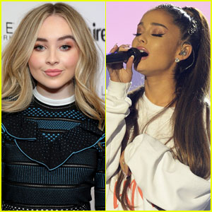 Sabrina Carpenter Praises Former Tourmate Ariana Grande For Manchester Benefit