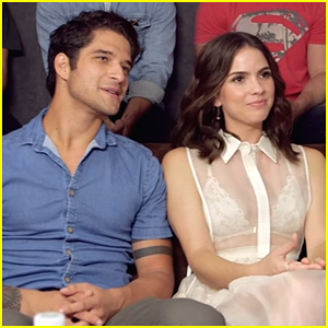 Tyler Posey & Shelley Hennig Open Up About Scott & Malia's Hookup in 'Teen Wolf' Trailer