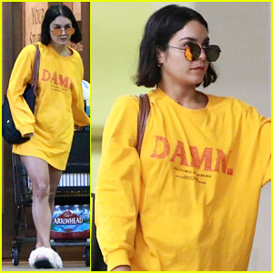 Vanessa Hudgens On 'High School Musical': 'It Feels So Special To Be a Part Of'