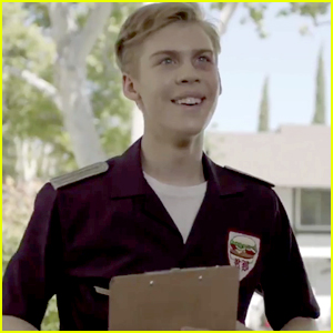 Aidan Alexander Wants To Get Rid Of The Mascot in 'Vikes' Movie Trailer - Watch!
