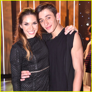 Allison Holker Calls Logan Hernandez' 'SYTYCD' Performances 'Perfection' (Exclusive)