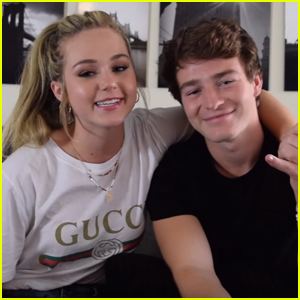 Brec Bassinger Quizzes Boyfriend Dylan Summerall During Boyfriend Tag!