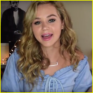 Brec Bassinger Officially Launches YouTube Channel!