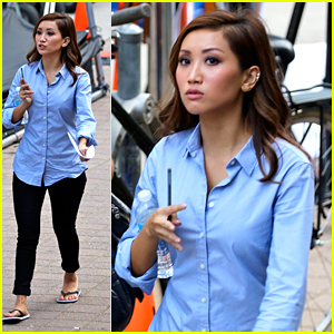 Brenda Song Urges Fans To Donate To the Hurricane Harvey Relief Fund