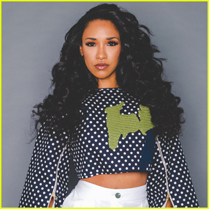'Flash' Star Candice Patton Dishes On Iris West's Fearlessness