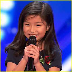 Celine Tam Gets Golden Buzzer on 'America's Got Talent' (Video)