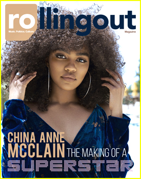 China Anne McClain Reveals Which Of Her Characters She's The Most Like