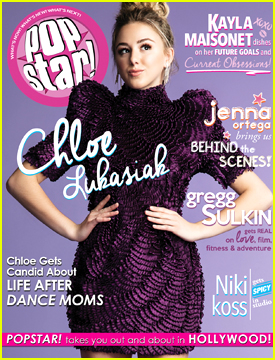 Chloe Lukasiak Tries To Describe The Feeling She Gets When She's Dancing