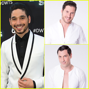 Val & Maksim Chmerkovskiy Are Seriously Proud & Happy That Alan Bersten is a DWTS Pro