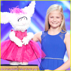 Darci Lynne Farmer Will Debut a Brand New Puppet on 'America's Got Talent' Tonight!