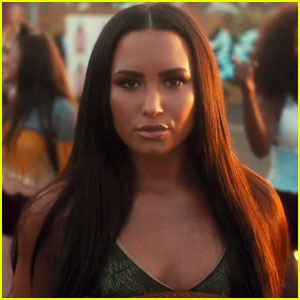 Demi Lovato Debuts Steamy Jax Jones' 'Instruction' Music Video - Watch Here!