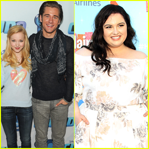 Dove Cameron Reunites With Luke Benward & Maddie Baillio For New Movie 'Dumplin'