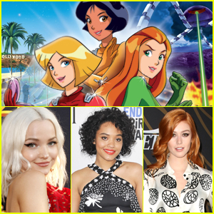 Dove Cameron Is Totally On Board For a 'Totally Spies!' Live-Action With Kiersey Clemons & Katherine McNamara