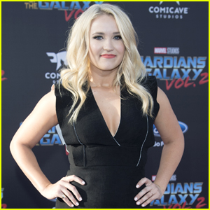 Emily Osment's Political New Pin Speaks For Itself
