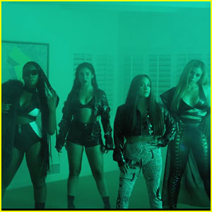 Fifth Harmony Drop Fierce 'Angel' Music Video - Watch Here!