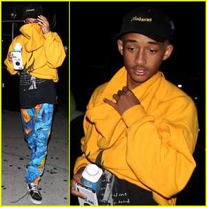 Jaden Smith Continues to Slay in the Pants Department
