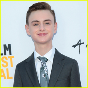 'The Book of Henry's Jaeden Lieberher Joins 'The True Adventures of Wolfboy'