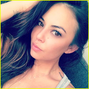Janel Parrish Gets Bloody For New Movie 'Hell is Where the Home Is'