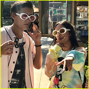 Jenna Ortega & Isaak Presley Shop Together After 'Stuck In The Middle' Season 3 News