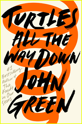 John Green Reveals 'Turtles All The Way Down' Book Cover