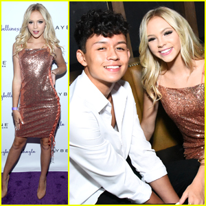 Jordyn Jones Was Really Upset Over Someone Leaking One of Her Music Videos