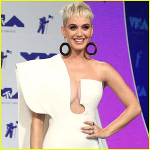 Katy Perry Got Stung By A Jellyfish!