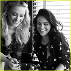 'Riverdale' Stars Camila Mendes & Lili Reinhart's Friendship 'Wasn't Instant'