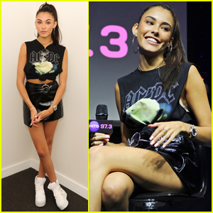 Madison Beer Dishes Advice About Dealing With Negative People!