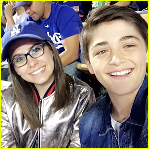Madisyn Shipman Spills On Her Friendship With Asher Angel!