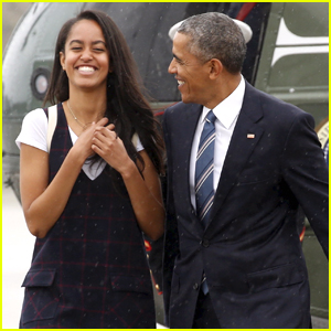 Malia Obama Has Moved in For Her First Year at Harvard University